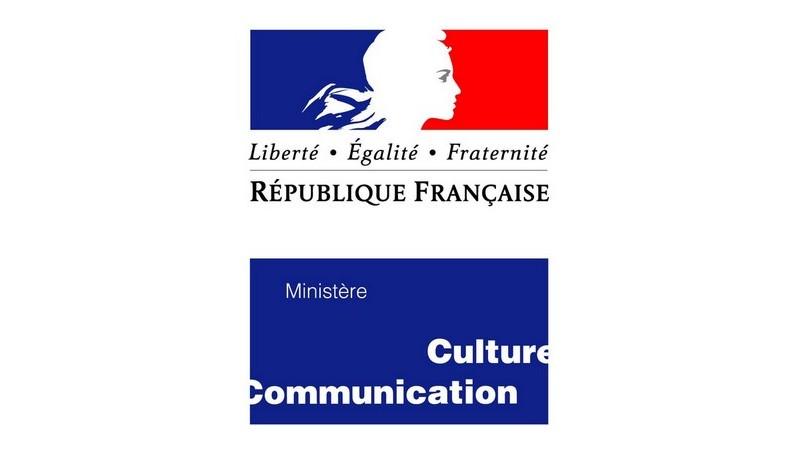 Logo minisètre de la culture