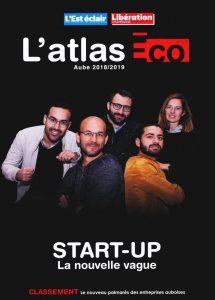 Couverture de l'Atlas Eco (Aube 2018/2019) : Viatic, la Start-up dédiée aux élus locaux