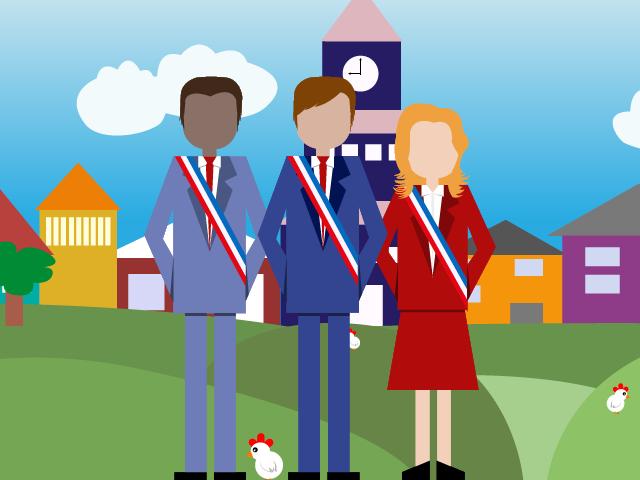 carte identité maire et élus