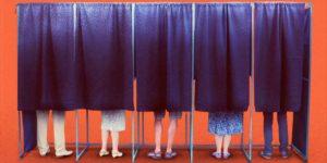 isoloir vote sénatoriales